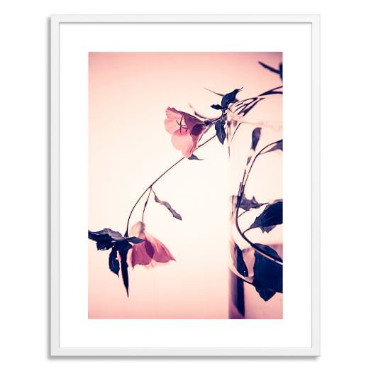 Minted for West Elm, A Quiet Night with Flowers, 28