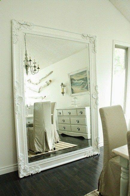 Meer dan 1000 idee n over woonkamer spiegels op pinterest edison verlichting gespiegelde - Woonkamer spiegel ...