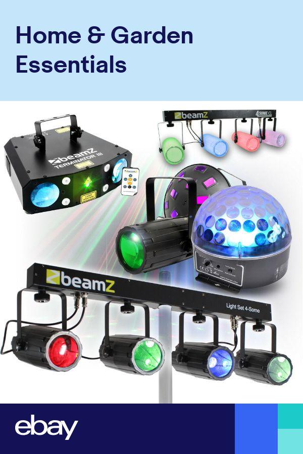 CHOICE BEAMZ LED Party Lighting Effects DJ Disco Club Party DMX Stage RGB Light