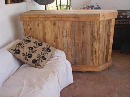 Mueble para bar