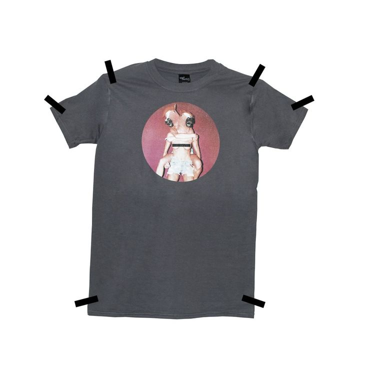 THE COUPLE TEE CHARCOAL via Meat Factory Clothing. Click on the image to see more!