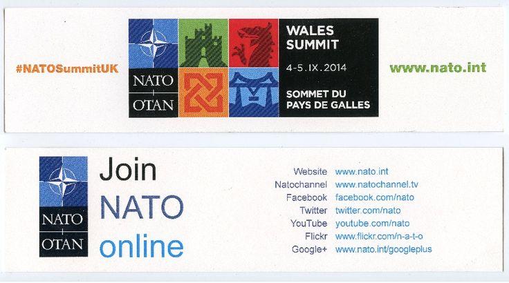 Nato Summit - Wales 2014
