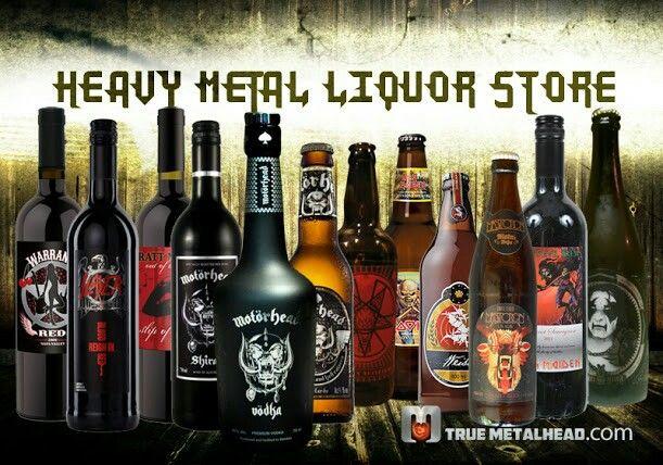 Metal Beers