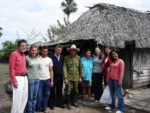 USC students get the chance to explore Latin American and Cuban culture while interacting with the locals.