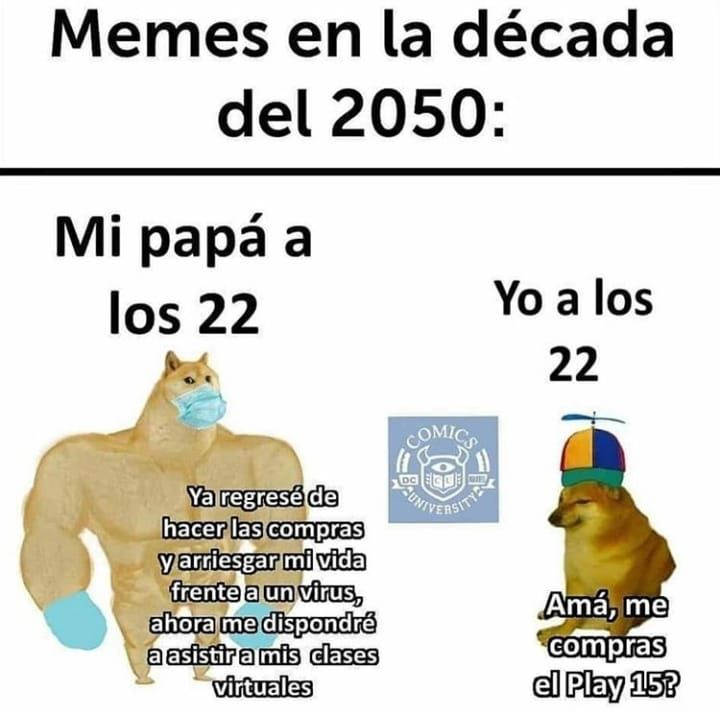 Doge Meme Vs Cheems Meme Perro Grande Perro Chico Memes En Espanol La Mejor Recopilacion De Memes Lo Mas Viral De Int Memes Memes Divertidos Chistoso Rex