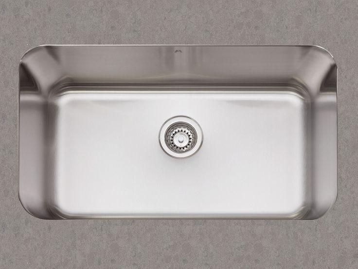 768 Undermount Kitchen Sink