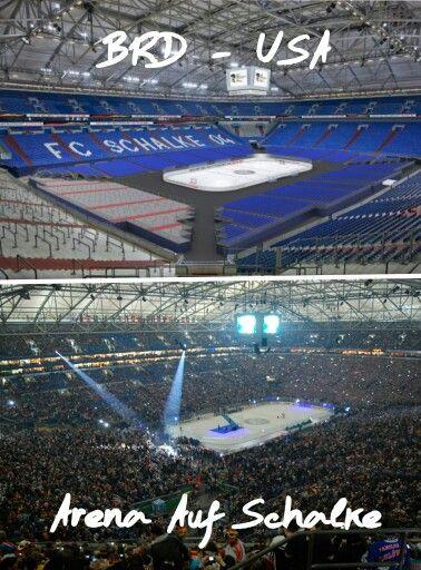 Hockey WM auf Schalke