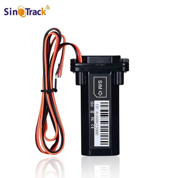 Mini Tahan Air Baterai Builtin GSM GPS tracker untuk Mobil motor kendaraan pelacakan perangkat dengan perangkat lunak sistem pelacakan online