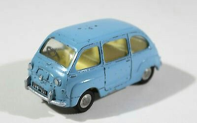 SPOT-ON FIAT 600 MULTIPLA 1/42 SCALE VTG DIECAST ,CORGI,DINKY,MERCURY . £15.58