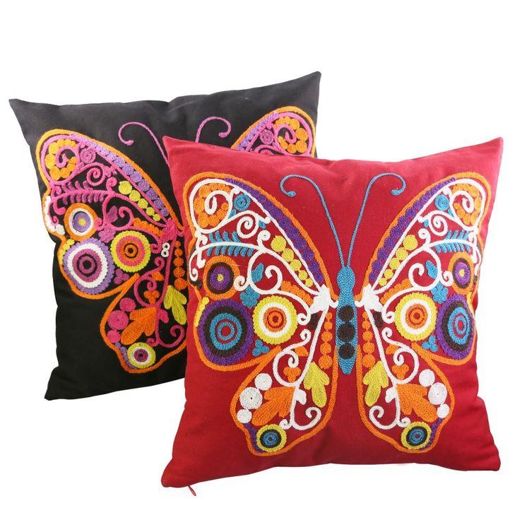 mariposas en bordados patchwork - Buscar con Google