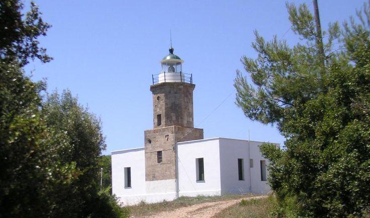 TRAVEL'IN GREECE I Lighthouse #Katakolo, West Greece, #Greece, #travelingreece