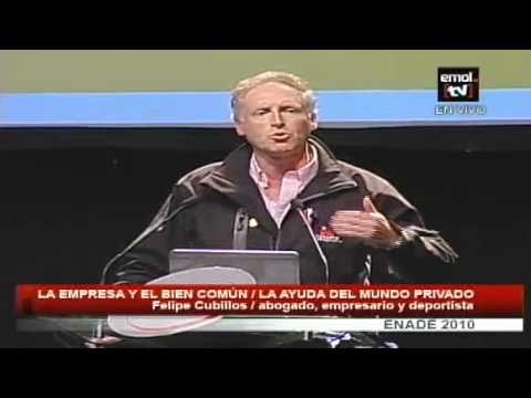 FELIPE CUBILLOS EN ENADE 2010 - https://www.youtube.com/watch?v=FvZZOIaRjzc