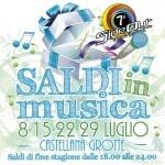 UNA DOMENICA DI SALDI IN MUSICA AL SIDEOUT