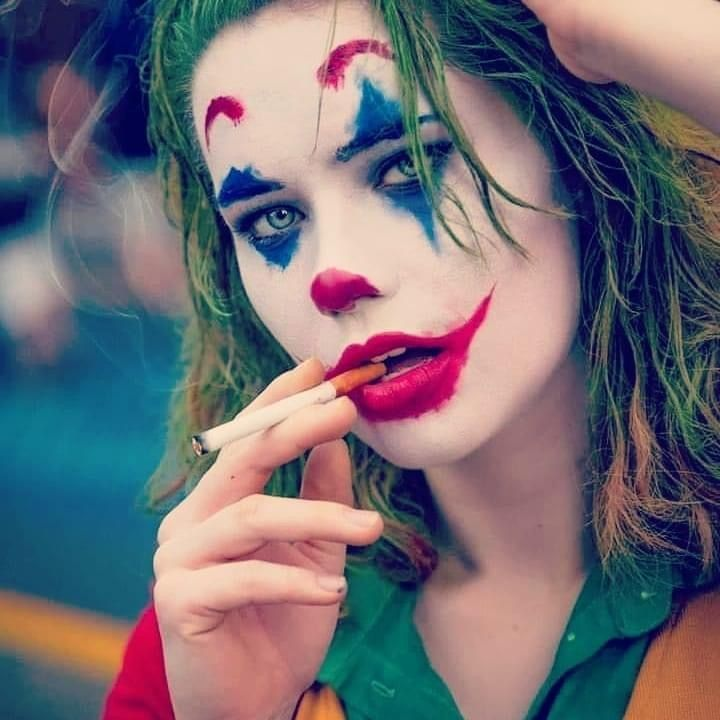 Pin By Jessica Buettner On Cosplay Ideas In 2021 Female Joker Joker Cosplay Female Joker Costume