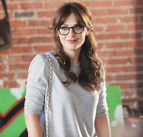 """Zooey Deschanel Doesn't Identify With Her """"Adorkable"""" Character - Us Weekly"""