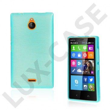 Bremer (Sininen) Nokia X2 Suojakuori