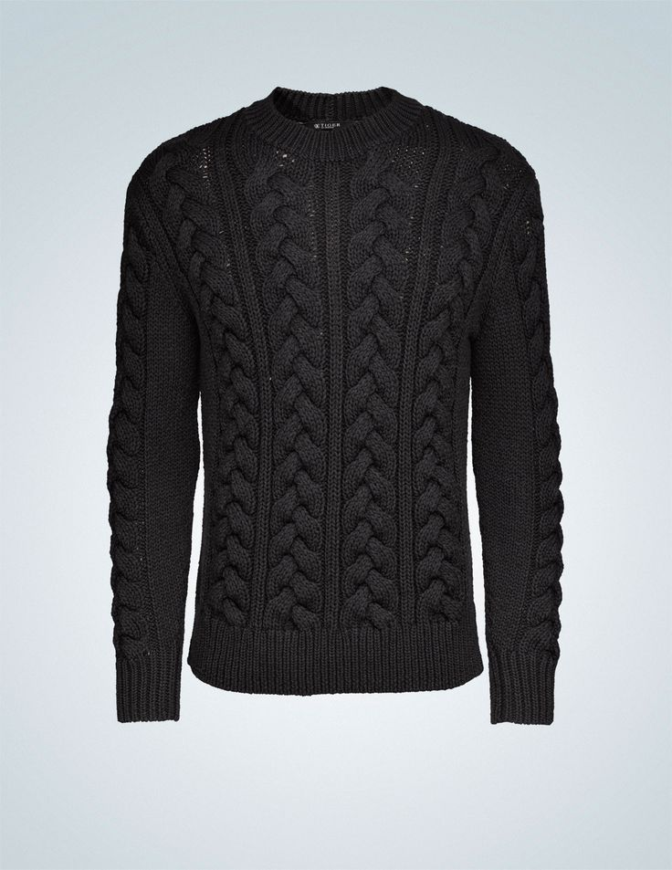 Morrow pullover - Knitwear - Tiger of Sweden