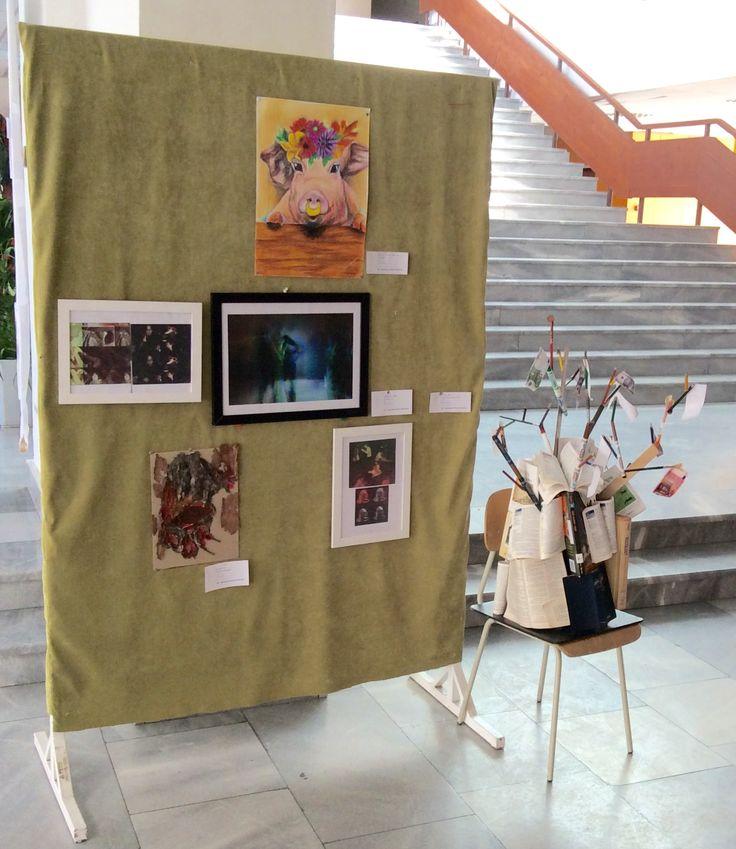IB year 2 work, exhibit 2015. Ji Soo.