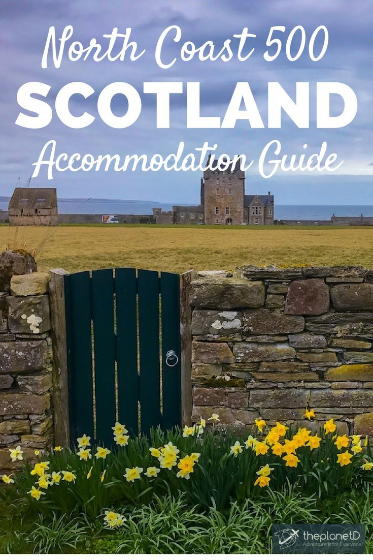 The North Coast 500 is a spectacular 500km stretch of road arching along Scotland's north coast. Existing as one of the most scenic road trip routes in the world, here are 10 of the best places to stay along the way. An accommodation guide to northern Scotland.