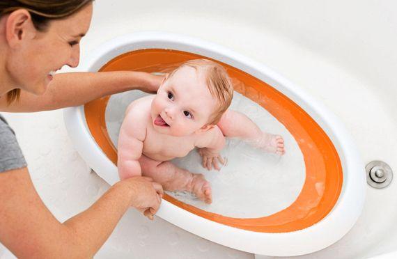 $60 Boon Naked Baby Bathtub