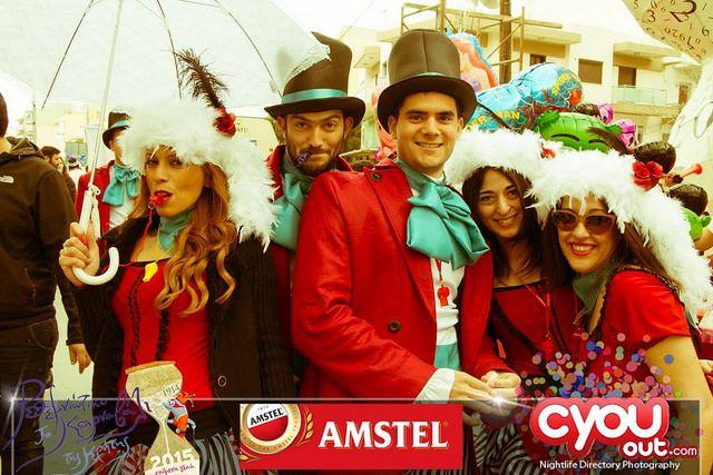 Ρεθεμνιώτικο Καρναβάλι 2015 A Amstel