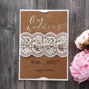 14 besten Rustic Wedding Invites Bilder auf Pinterest
