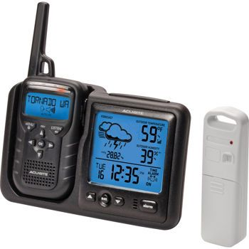 Costco Acurite 174 Digital Weather Station Plus Portable