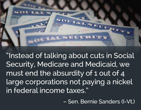 Bernie Sanders : Is exactly what this country needs... someone to represent the citizens of this country not the 1% !