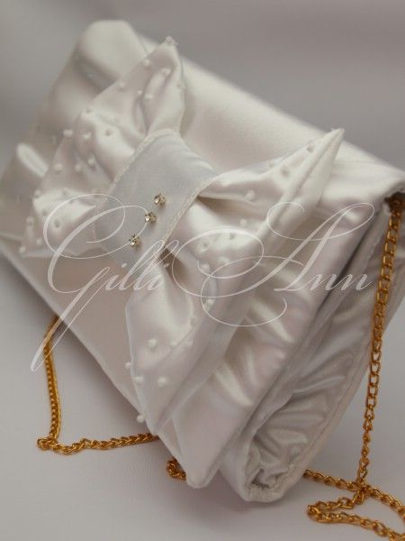 Свадебная сумочка клатч Gilliann Evelyn BAG266 #weddingbag #weddingclutch