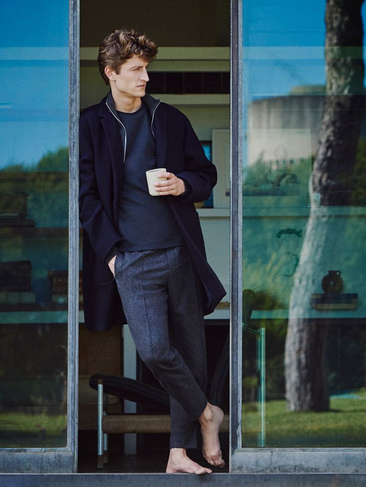 Introducing The Art of the Everyday, a new capsule menswear collection from COS and MR PORTER designed to elevate the everyday wardrobe