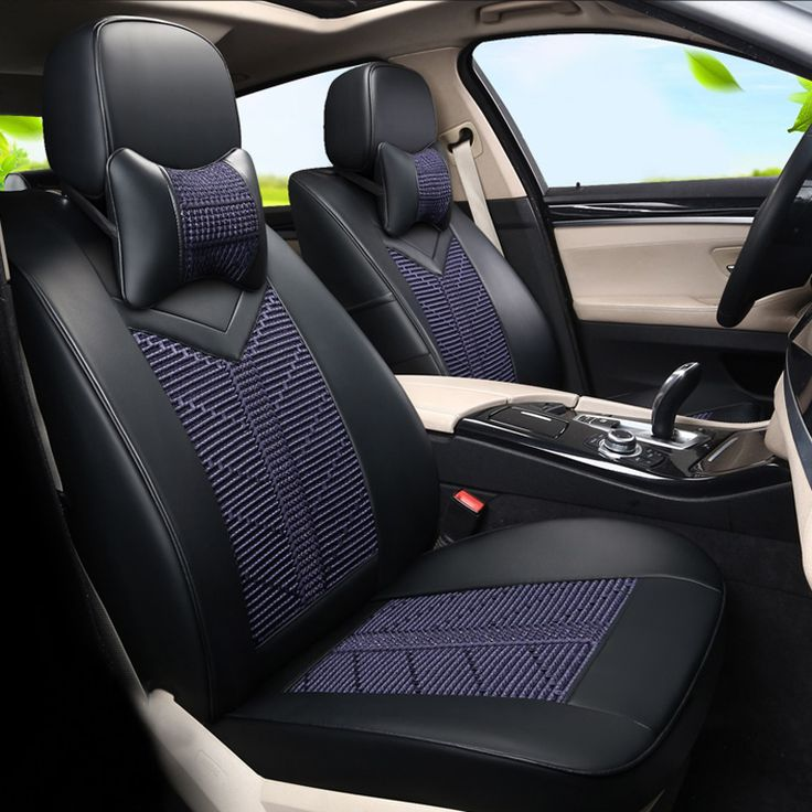 Car Seat Cover Leather Styling for Subaru Impreza 2008 2010 2006 Seat Covers Cars Seats Protector New Fabric Cover Seat Cushions #Affiliate