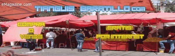 Pagina web para anuncios clasificados sólo para México.    También hay historias y entrevistas a Comerciantes del Baratillo.    El nombre está dedicado al más grande de todos los Tianguis de México. Compra y vende GRATIS por Internet. Por: ezefamo