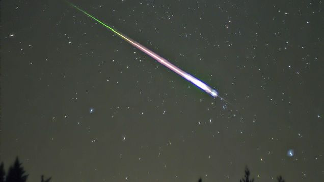 The Leonid Meteor Shower Is TonightHere's How to Watch It