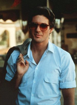 Richard Gere in shades - This style never faded since 1980 (Yes 1980).. Datsmanuel Essential.