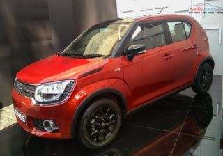The Maruti suzuki's new small car is all set to launch on january 13. set to go on sale as most affordable model under the Nexa dealership.  The Ignis will be available in four variants – Sigma, Delta, Zeta, Alpha – like other Nexa models and will make use of Maruti's tried and tested 83hp, 1.2-litre petrol and 75hp, 1.3-litre diesel engines.