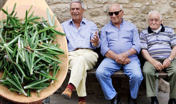 Rosemary could hold secret to an Italian village with 300 centenarians | World | News | Daily Express