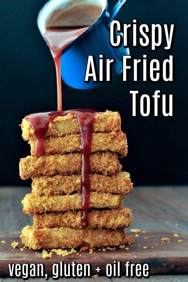 Crispy Southern Fried Tofu Spabettie Vegan Glutenfree
