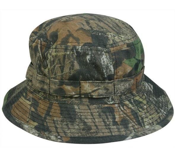 Camo Bucket Hat - Hunting Camo Caps -Sport-Smart.com
