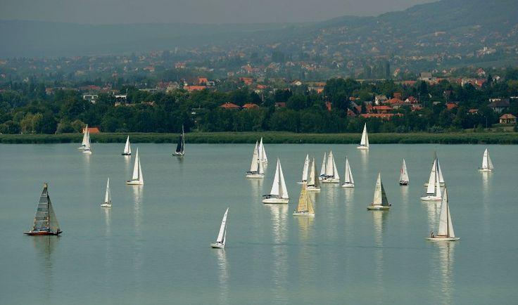 Kékszalag a magasból|Szeretlek Magyarország - Balaton