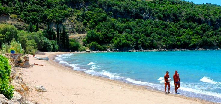 Camping Finikes – Finikounda, Messinia, Peloponnese | AlternaGreece