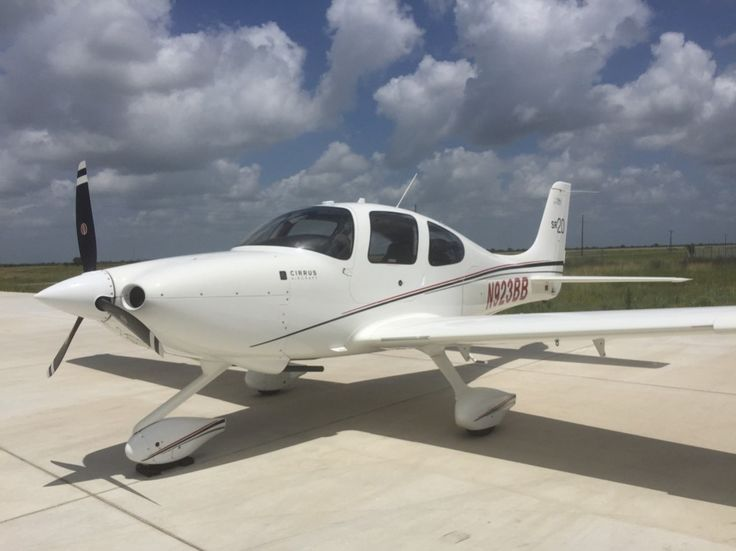 2013 Cirrus SR20 for sale in Houston, TX United States => www.AirplaneMart.com/aircraft-for-sale/Single-Engine-Piston/2013-Cirrus-SR20/12849/