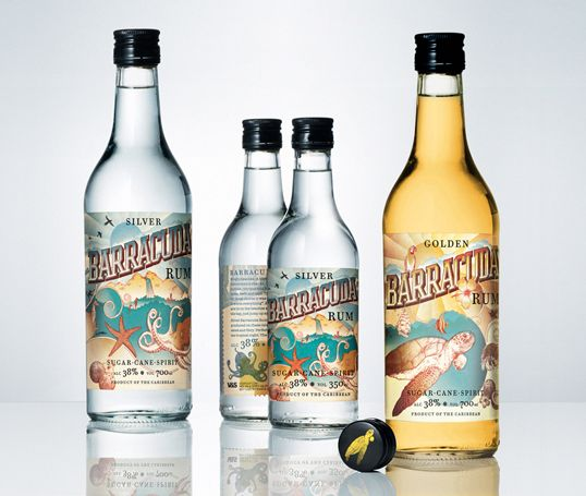Barracuda Rum