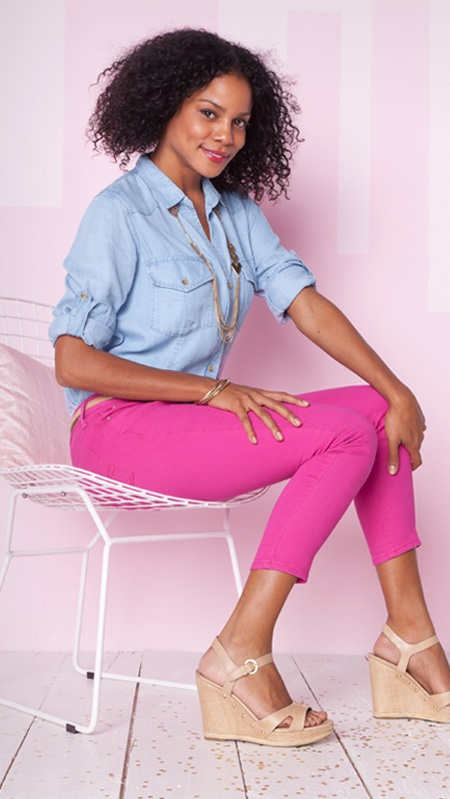 Shop #Women's #spring #fits here! Exclusively at #Target. #fashion #style #jeans #quality