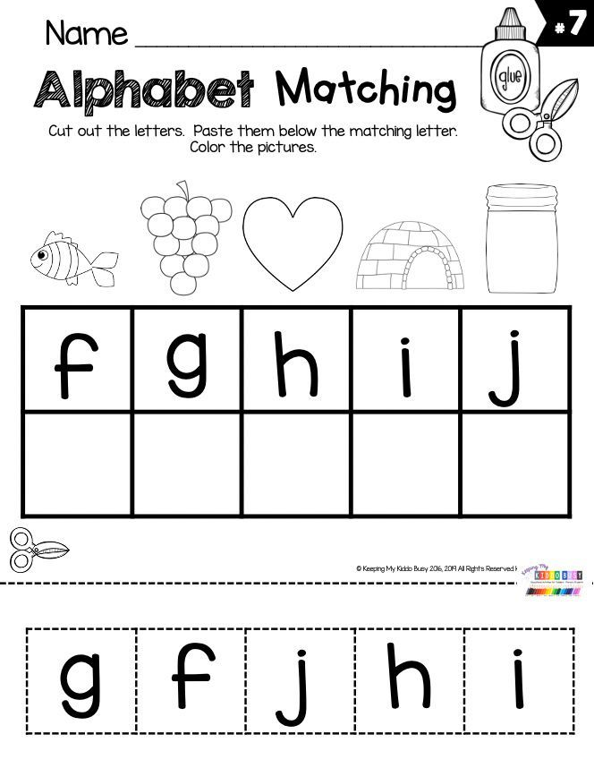 NO PREP KINDERGARTEN Lesson Plans And Worksheets - Learning From Home - Easy  To Print And … In 2020 Kindergarten Lesson Plans, Kindergarten Lessons,  Kindergarten Freebies