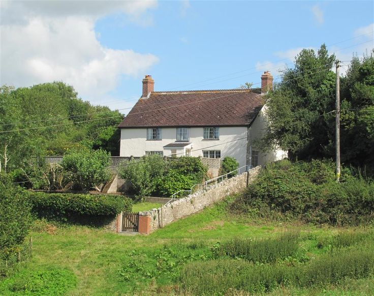 Withits unusual and unique history, Hill Cottage sits in a wonderful position overlooking the delightful hamlet of Hewood on the borders of Dorset and...