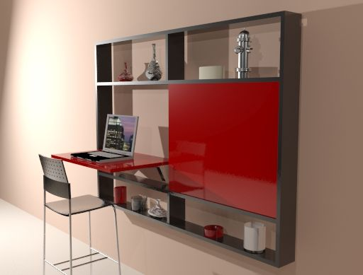 Las 25 mejores ideas sobre mesa abatible pared en for Mesa plegable de pared