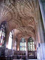 イギリスのピーターバラ大聖堂