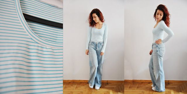 Nettie Bodysuit:the wardrobe project.