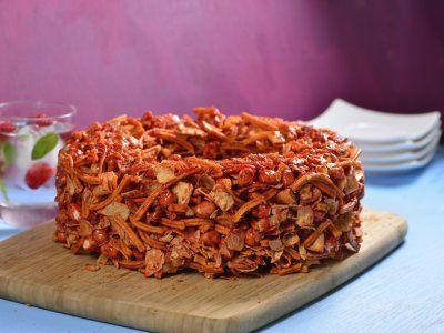 Receta de Rosca de frituras