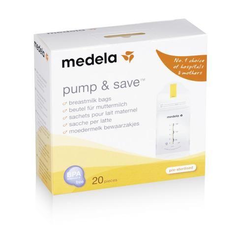 Medela Pump & Save Breastmilk Bags
